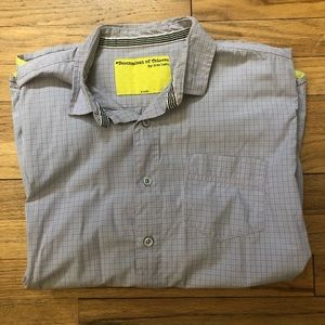 ⬇️35 Descendant of Thieves Purple Plaid Shirt XL